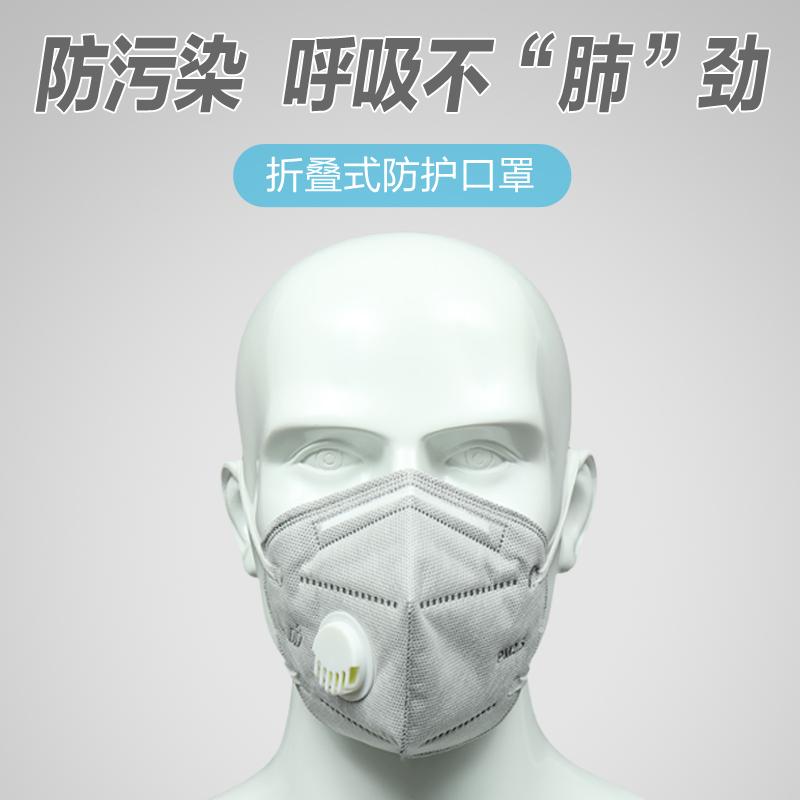防纤维粉末口罩
