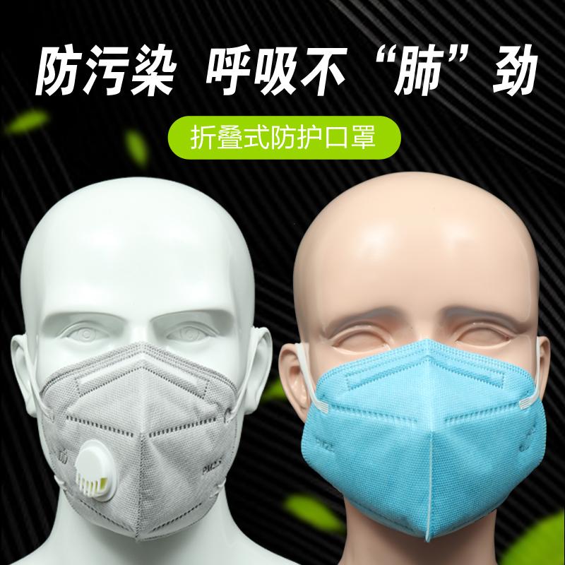 煤矿专用一次性口罩