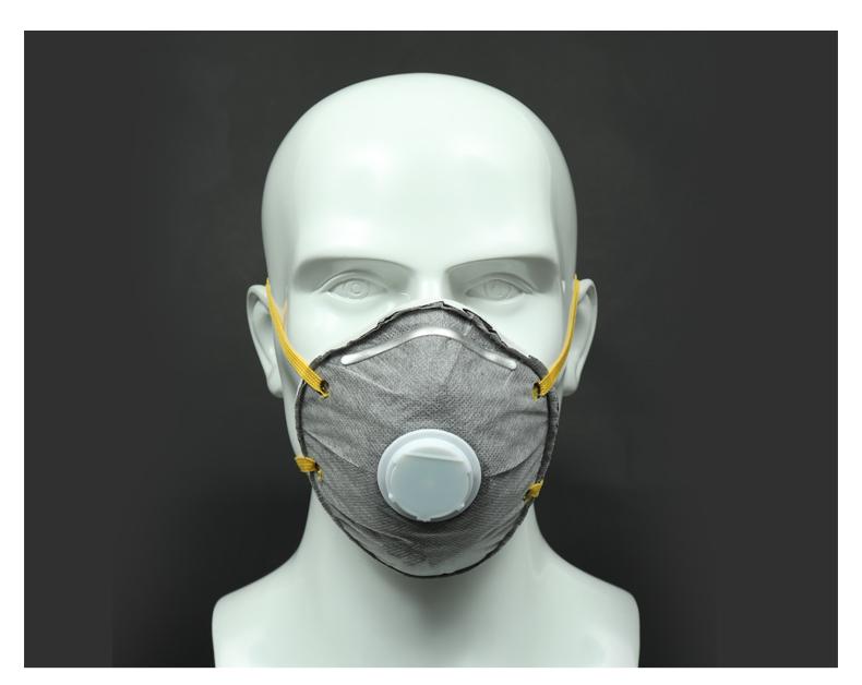 矿用活性炭防尘口罩