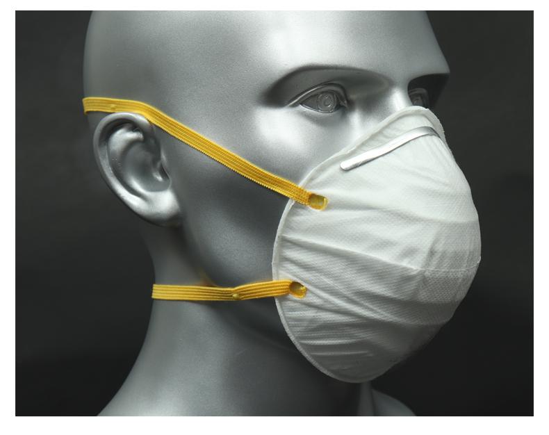 高效活性炭防护口罩