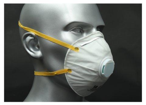 n95杯型防尘口罩