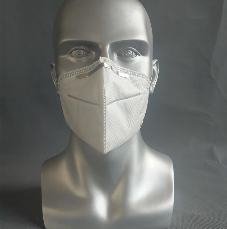 工业防护口罩 头戴式劳保防尘防颗粒物口罩
