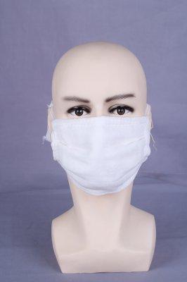 12层纱布口罩厂家_脱脂全棉纱布劳保口罩